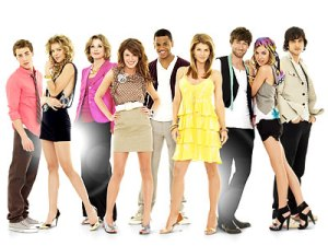 90210's new cast