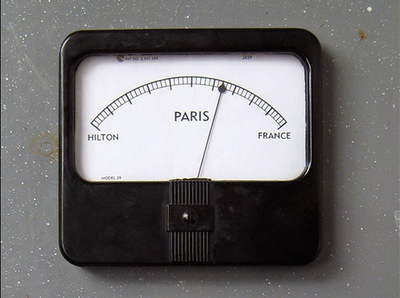 France, not Hilton.