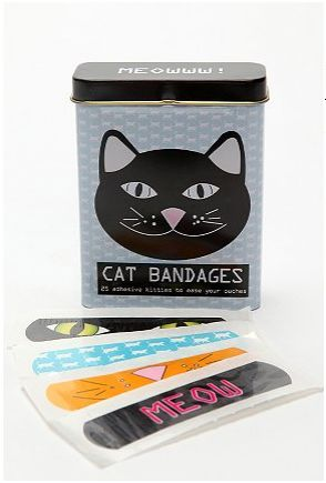 Cats Bandages