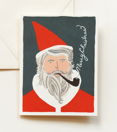 St. Nick Card