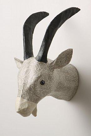 Gazelle Bust
