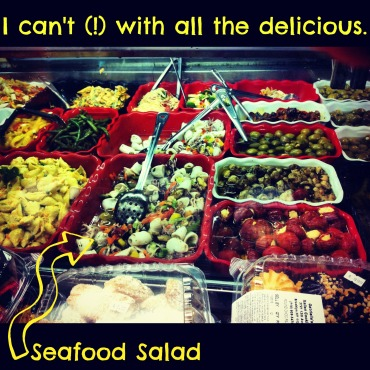Di Pasquale Salads