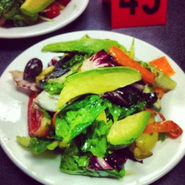 Di Pasquale's Salad of the day