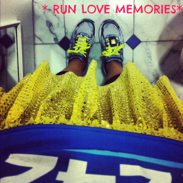 run love memories