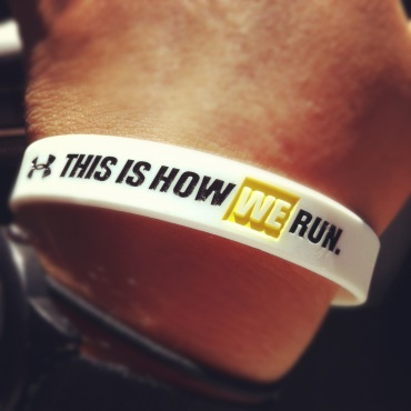This is how we run. - Under Armour