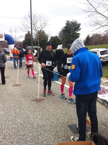 Sub-4 Marathon Man