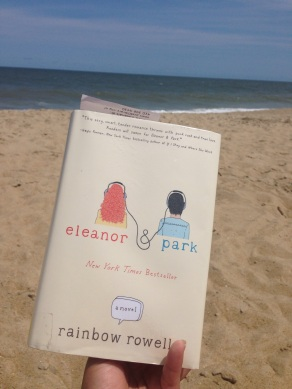 eleanor & park & the beach