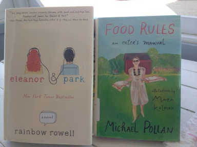 eleanor & park, food rules