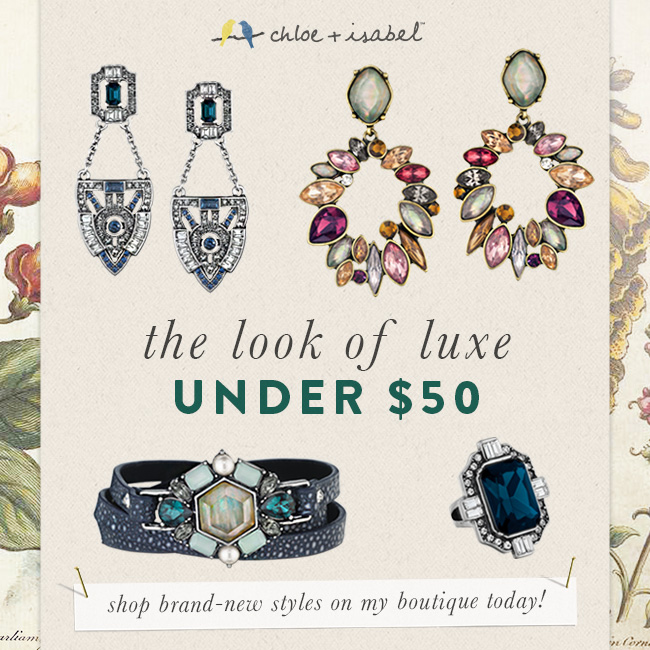 Look of Luxe Under $50